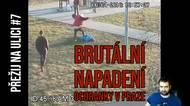 Přežij na ulici: Brutální napadení hlídačů v pražských Butovicích.