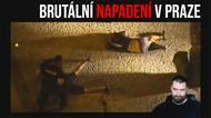 Videorozbor: Brutální napadení ve Veletřžní